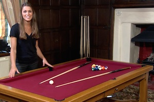 Kingswood provide as standard a professional delivery and installation service as pool tables are generally very heavy and require specialist skills to move and install which we have many years experience with