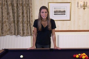 Not sure if your room will fit a pool table, watch our room size guide video