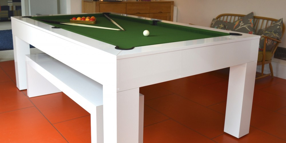 Kingswood aspen pool dining table