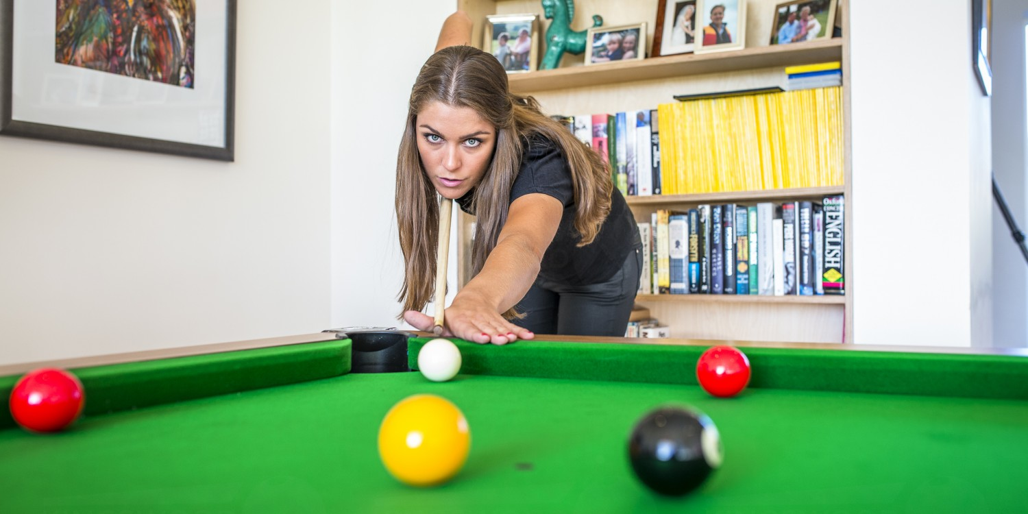 6ft Pool Tables at Kingswood Leisure
