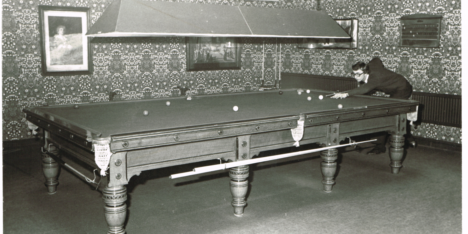 Kingwood's heritage in UK pool and snooker
