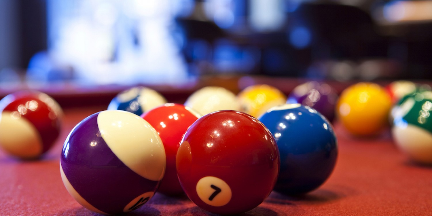 Reconditioned Pool Tables