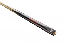 Peradon Blaze 8 Ball Pool Cue with Mini Butt