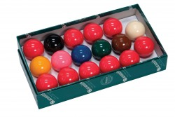 Aramith Set Snooker Balls