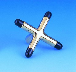 Brass Cross Rest 48