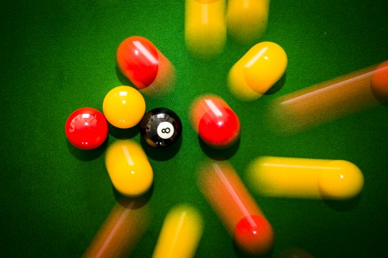 pool tables from kingswood leisure