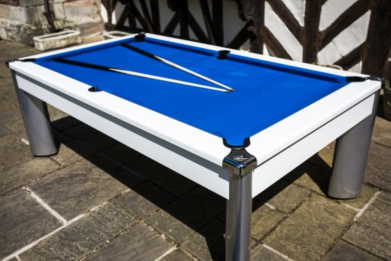 Delivery of kingswood pool tables