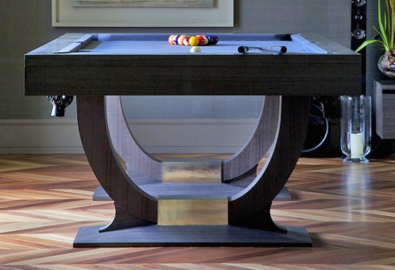 bespoke pool table design