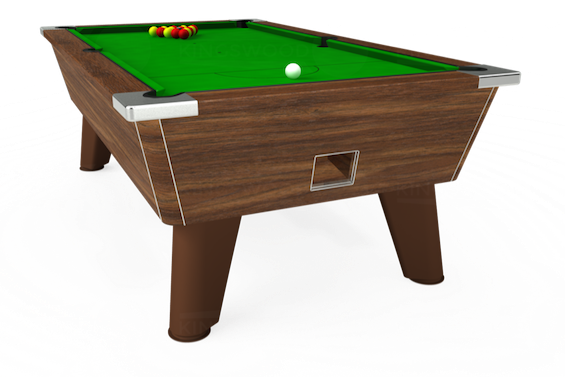 6ft pool tables from under £800
