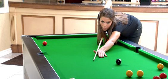 Reconditioned pool tables from Kingwood leisure