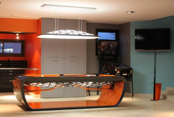 Luxury Pool Tables Buyers Guide - Luxury billiards table
