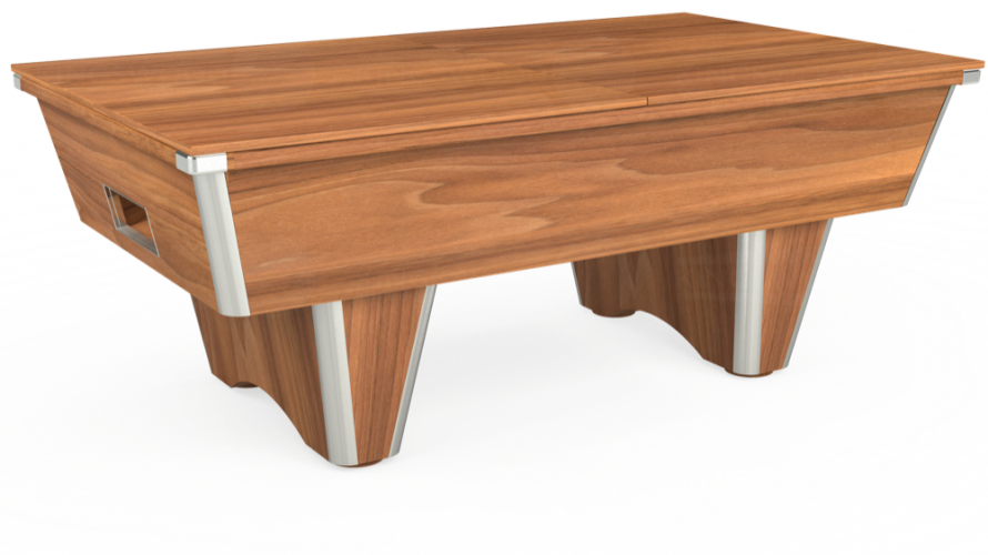 Elite free play with light walnut solid top