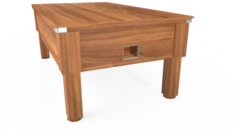 Emirates free play with light walnut solid top