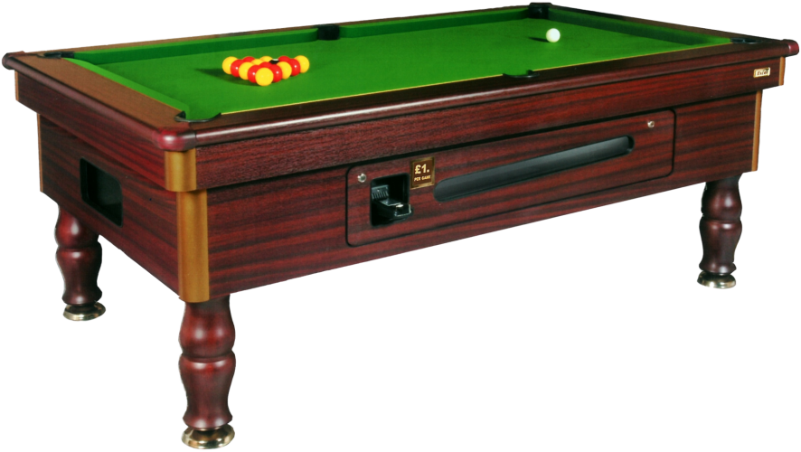 Excel Regent Reconditioned Pub Pool Table