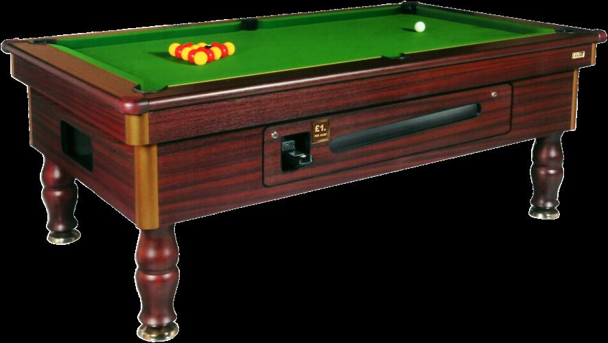 Excel Regent Reconditioned Pub Pool Table
