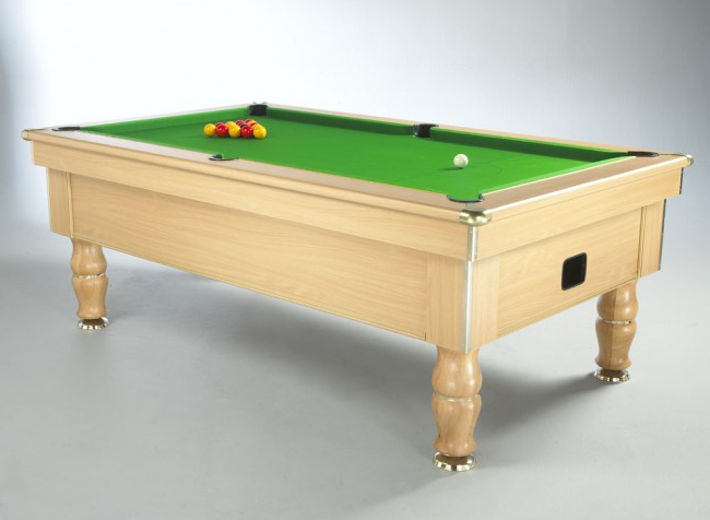 Excel Spirit Pool Table