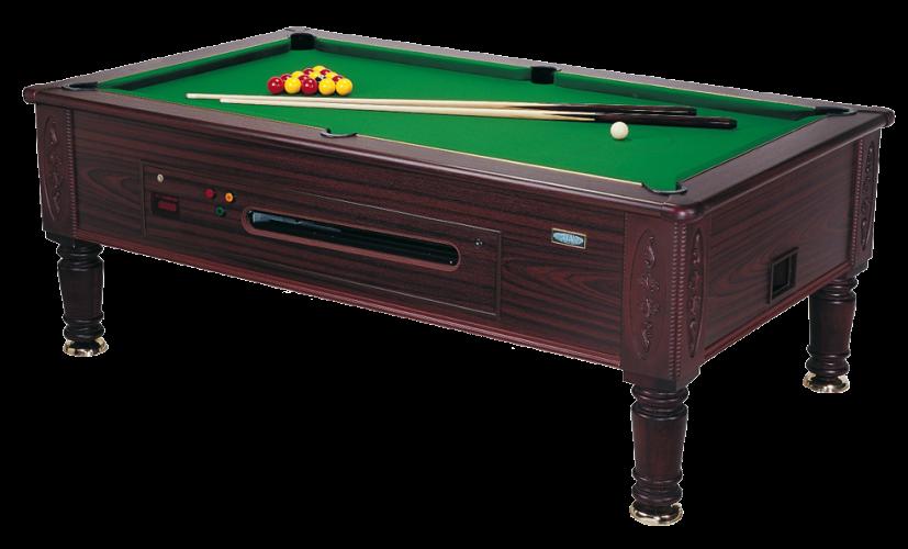 Superleague Imperial Pool Table Model