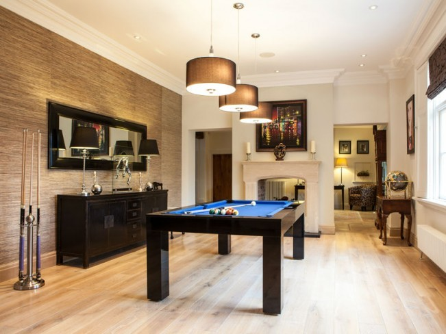 Ft Milano American Pool Table - Milano pool table