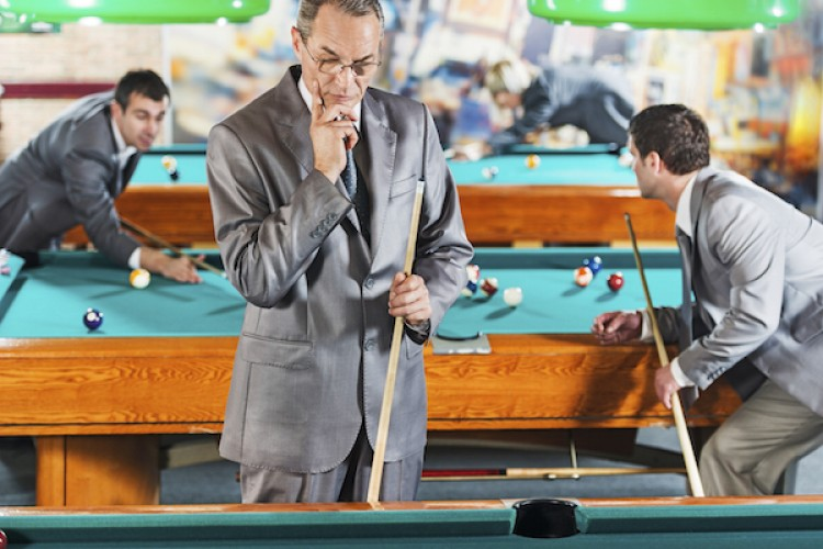 5 reasons your office needs a pool table