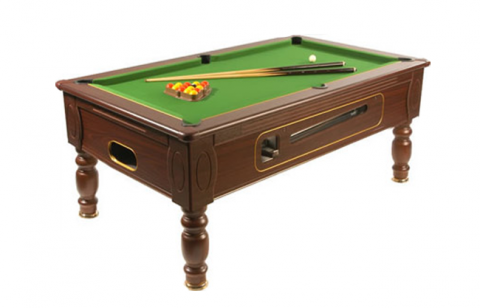 Simply Pool Tournament Reconditioned Pub Pool Table