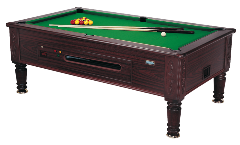 Superleague Imperial Reconditioned Pub Pool Table