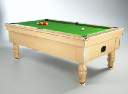 EXCEL SPIRIT RECONDITIONED POOL TABLE
