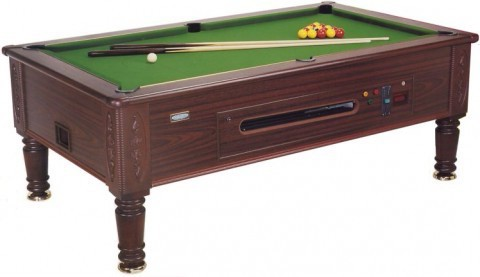 Reconditioned Superleague Imperial Ex-Pub Pool Table