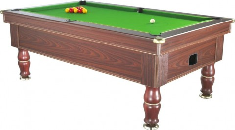 EXCEL MAYFAIR RECONDITIONED POOL TABLE
