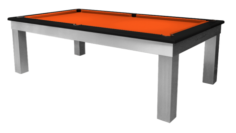 7ft Le Lambert Pool Dining Table