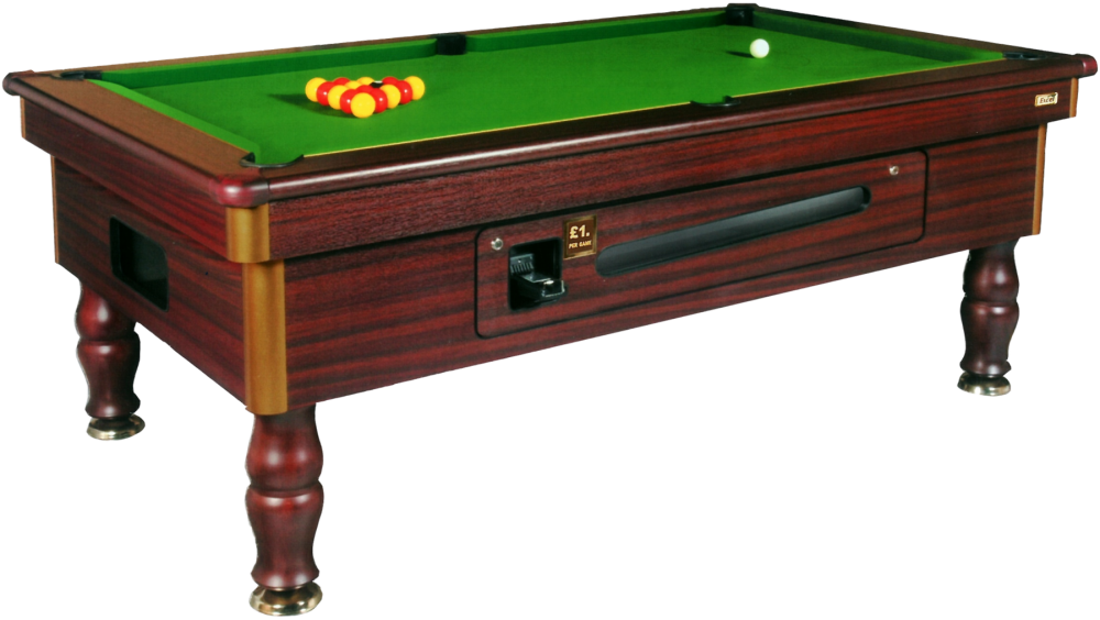 Excel Regent Reconditioned Pub Pool Table delivered and installed - £750.00