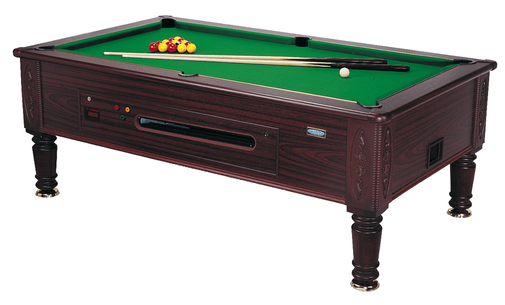 Superleague Imperial Reconditioned Pub Pool Table delivered and installed - £700.00