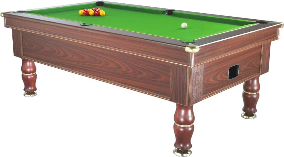 Excel Mayfair Reconditioned Pub Pool Table delivered and installed - £700.00